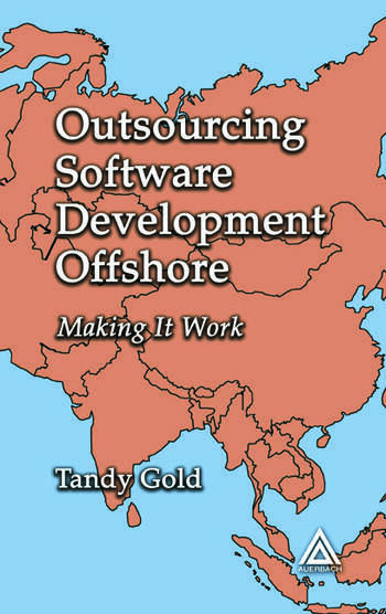 Outsourcing Software Development Offshore Making It Work book cover
