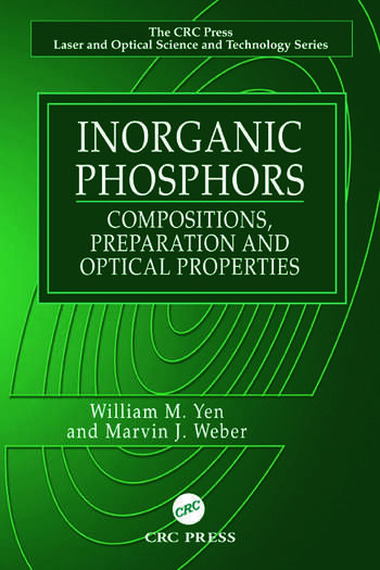 Inorganic Phosphors Compositions, Preparation and Optical Properties book cover