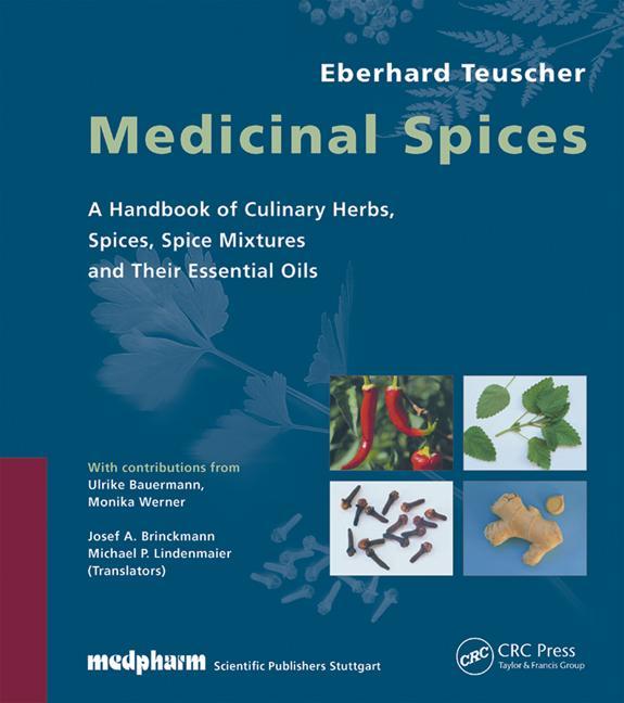 Medicinal Spices book cover