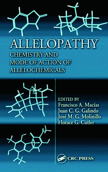 Allelopathy Chemistry and Mode of Action of Allelochemicals book cover