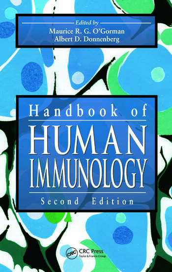 Handbook of Human Immunology, Second Edition book cover