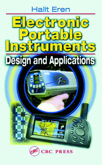 Electronic Portable Instruments Design and Applications book cover