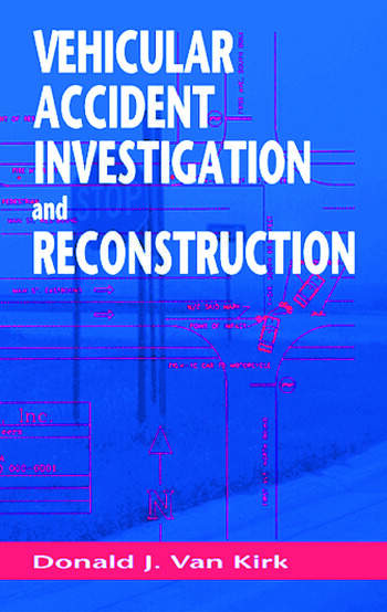 Vehicular Accident Investigation and Reconstruction book cover
