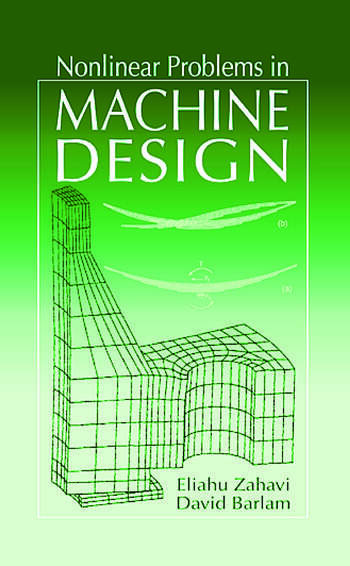 Nonlinear Problems in Machine Design book cover