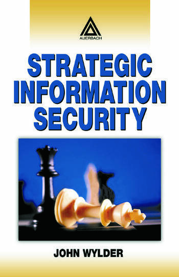 Strategic Information Security book cover