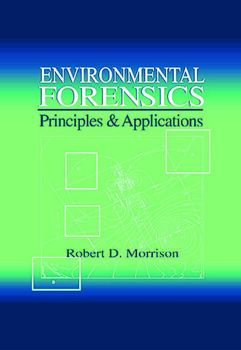 Environmental Forensics book cover