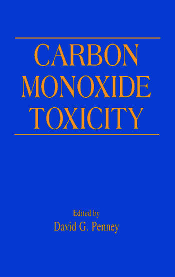 Carbon Monoxide Toxicity book cover