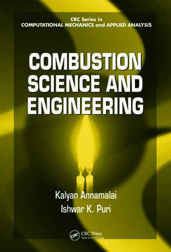 Combustion Science and Engineering book cover