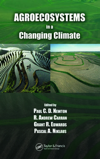 Agroecosystems in a Changing Climate book cover