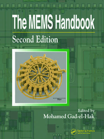 The MEMS Handbook - 3 Volume Set book cover