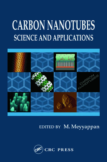Carbon Nanotubes Science and Applications book cover