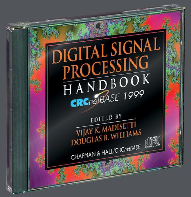 Digital Signal Processing Handbook on CD-ROM book cover