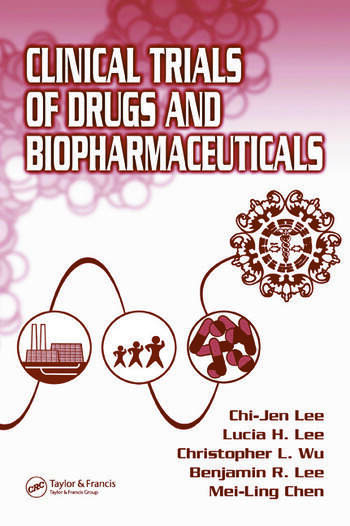Clinical Trials of Drugs and Biopharmaceuticals book cover
