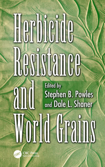 Herbicide Resistance and World Grains book cover
