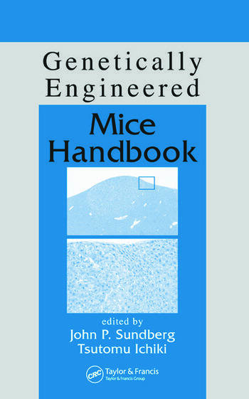 Genetically Engineered Mice Handbook book cover