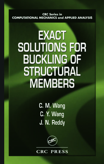 Exact Solutions for Buckling of Structural Members book cover
