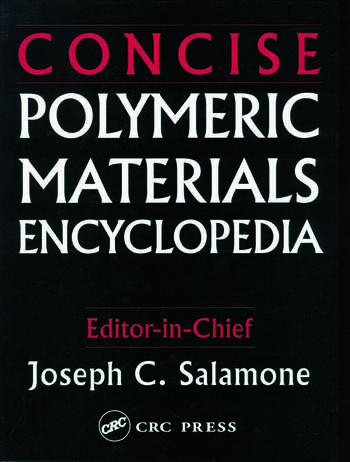 Concise Polymeric Materials Encyclopedia book cover