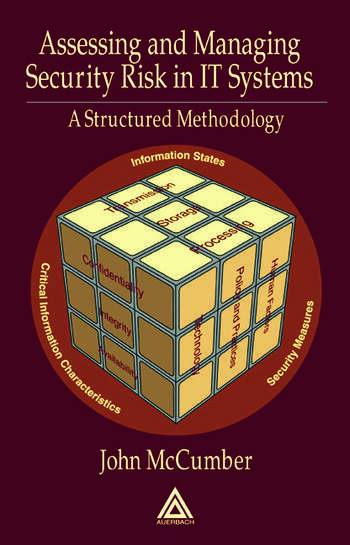 Assessing and Managing Security Risk in IT Systems A Structured Methodology book cover