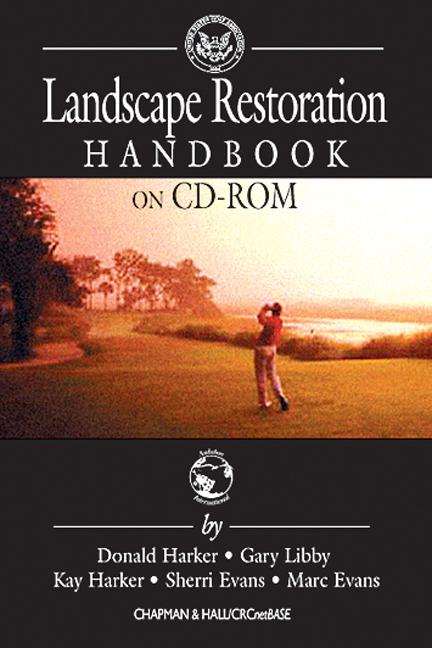 USGA Restoration Handbook on CD-ROM book cover