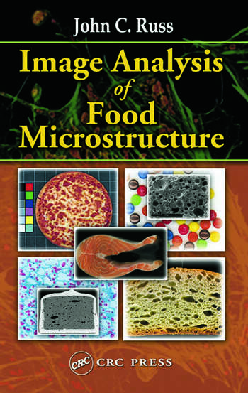Image Analysis of Food Microstructure book cover