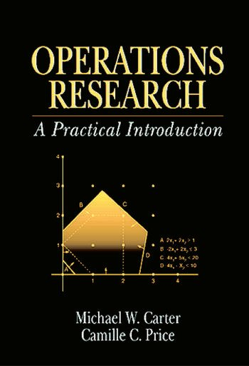 Operations Research A Practical Introduction book cover