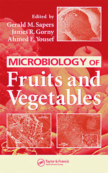 Microbiology of Fruits and Vegetables book cover