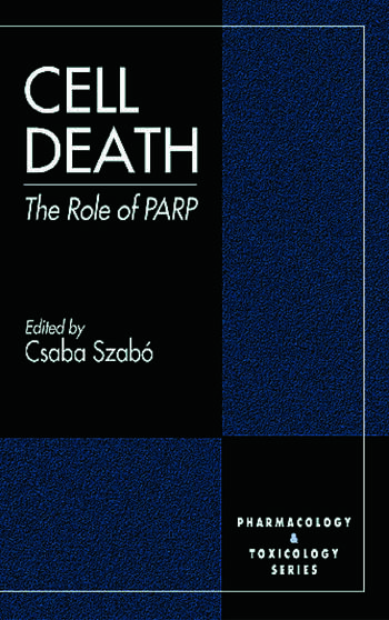 Cell Death The Role of PARP book cover
