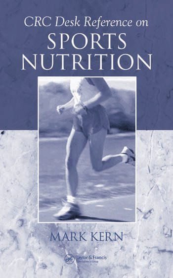 CRC Desk Reference on Sports Nutrition book cover
