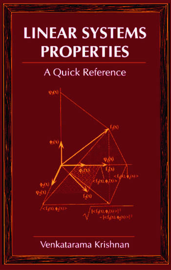 Linear Systems Properties A Quick Reference book cover