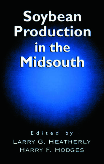 Soybean Production in the Midsouth book cover