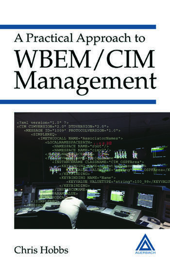 A Practical Approach to WBEM/CIM Management book cover