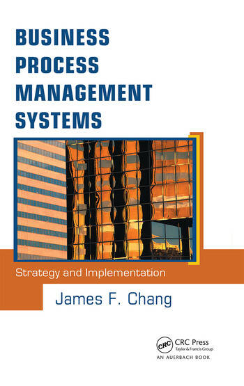 Business Process Management Systems Strategy and Implementation book cover