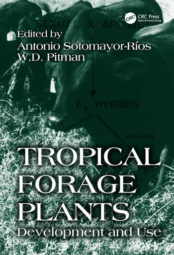 Tropical Forage Plants Development and Use book cover