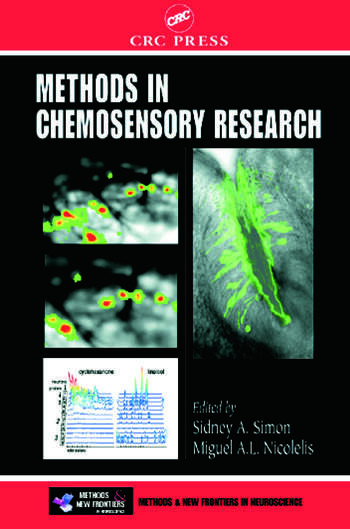 Methods in Chemosensory Research book cover