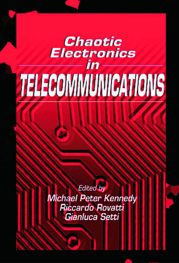 Chaotic Electronics in Telecommunications book cover