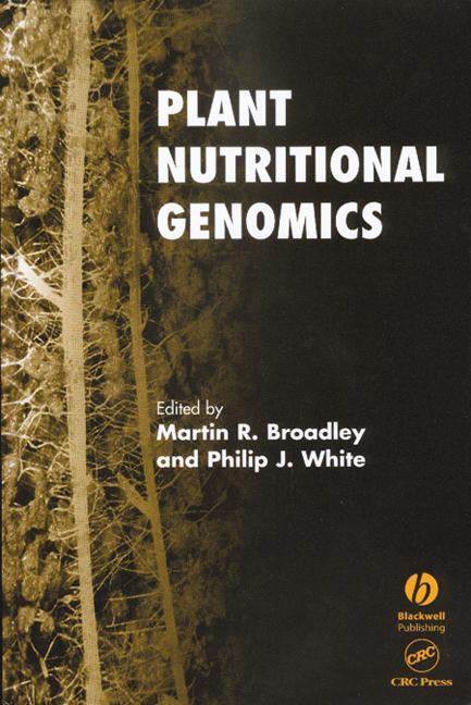 Plant Nutritional Genomics book cover