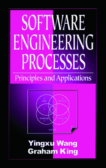Software Engineering Processes Principles and Applications book cover