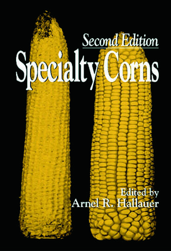 Specialty Corns, Second Edition book cover