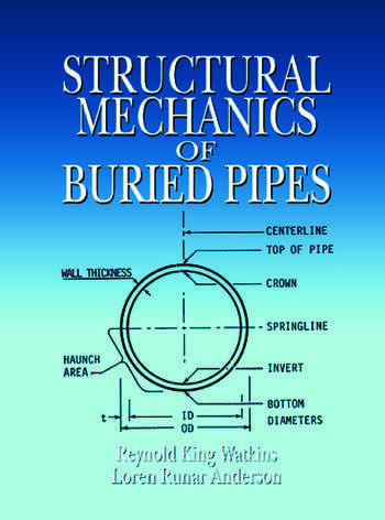 Structural Mechanics of Buried Pipes book cover
