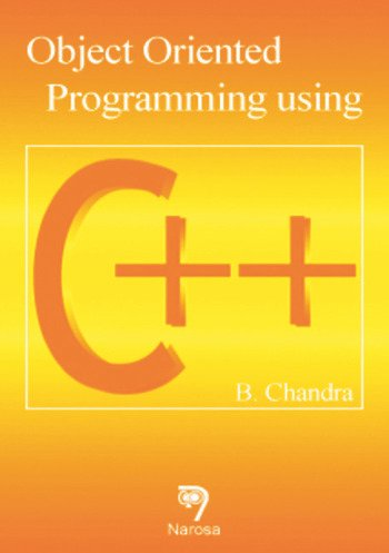 Object Oriented Programming Using C++ book cover