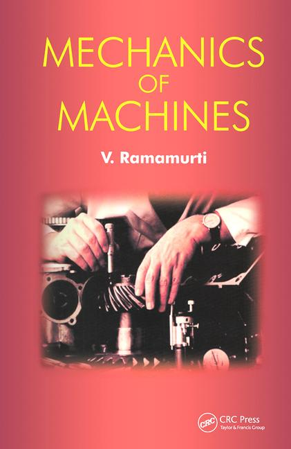 Mechanics of Machines book cover
