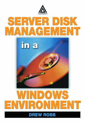 Server Disk Management in a Windows Environment book cover