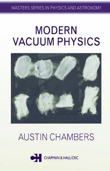 Modern Vacuum Physics book cover