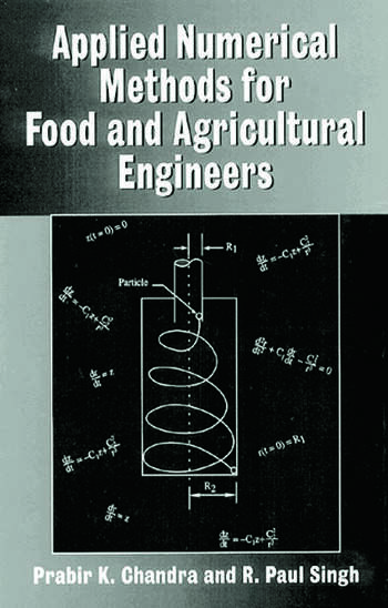 Applied Numerical Methods for Food and Agricultural Engineers book cover