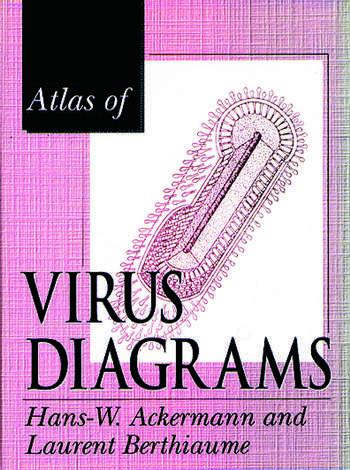 Atlas of Virus Diagrams book cover
