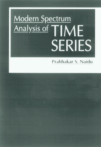 Modern Spectrum Analysis of Time Series Fast Algorithms and Error Control Techniques book cover