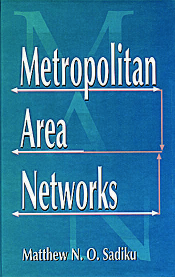Metropolitan Area Networks Statistical Mechanics and Cybernetic Perspectives book cover