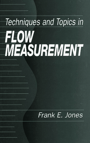 Techniques and Topics in Flow Measurement book cover