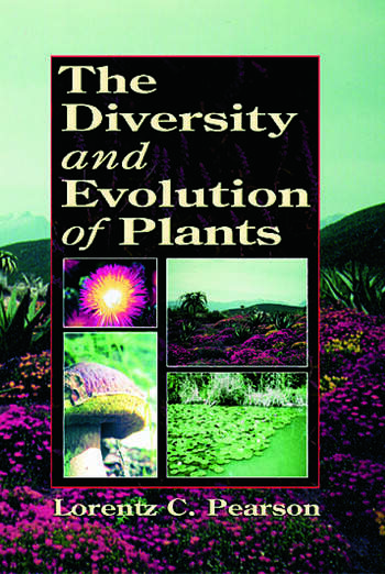 The Diversity and Evolution of Plants book cover