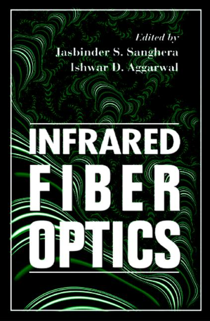 Infrared Fiber Optics book cover